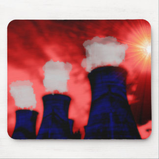 Towers Mouse Pad