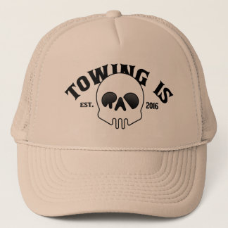 Towing Is Rad Trucker Hat