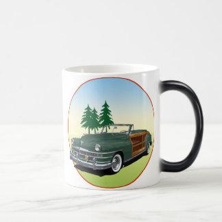 Town and Country Magic Mug