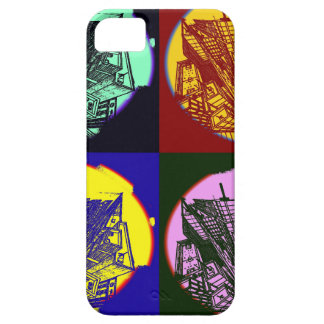 town center 3 POINT perspective pop kind styles Barely There iPhone 5 Case