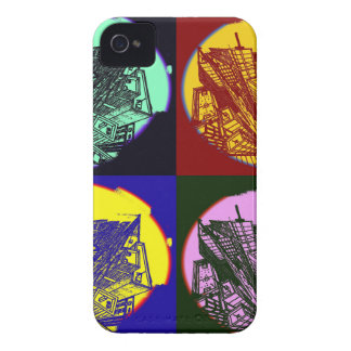 town center 3 POINT perspective pop kind styles iPhone 4 Cases