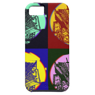 town center 3 POINT perspective pop kind styles iPhone 5 Case