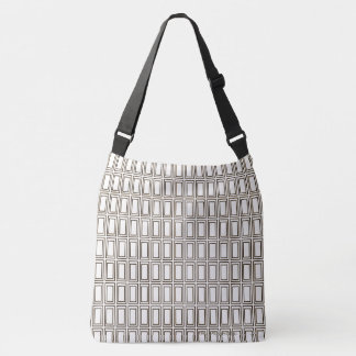 Town & Country-Taupe-Mod-Totes-Bag''s-Multi-Style' Crossbody Bag