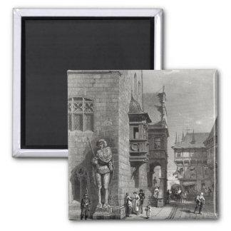 Town Hall, Halberstadt Magnet