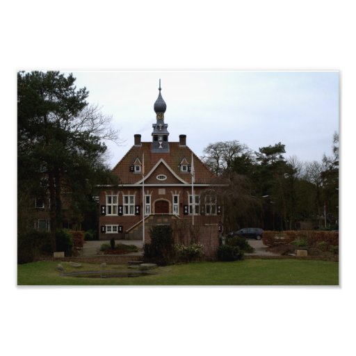 Town Hall, Maarn Photo Art