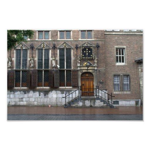 Town Hall, Nijmegen Photographic Print