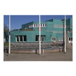 Town hall Wijk bij Duurstede Art Photo