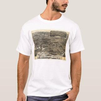 Town of Hingham, Massachusetts (1885) T-Shirt