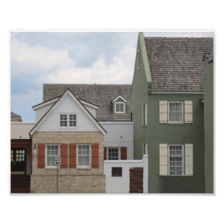 town photo print