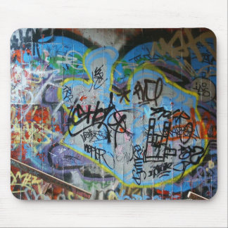 Town tag - mouse pad