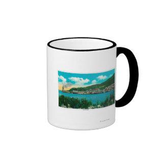 Town View of Latouche, AlaskaLatouche, AK Mug