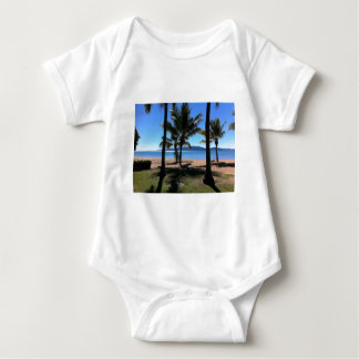 Townsville to Magnetic Island, Australia Baby Bodysuit