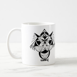 Towny Tribal Graphic Cup