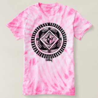 Towny Tribal Graphic T-shirt