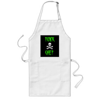 Toxic Chef Long Apron