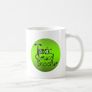 Toxic Chemical Smoothie Circle Mugs