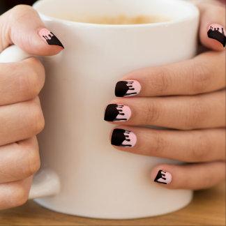 Toxic Drip Minx Nails Minx Nail Art