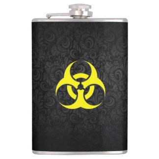 Toxic Hip Flask