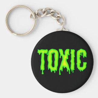 Toxic Keychain