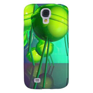 Toxic Lollipop Galaxy S4 Phone Case