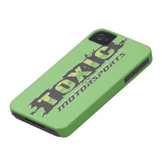 Toxic Motorsports IPhone Case