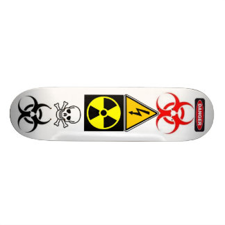 TOXIC SKATE BOARD DECKS