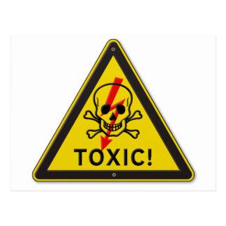 toxic sign and skulls - photo #8