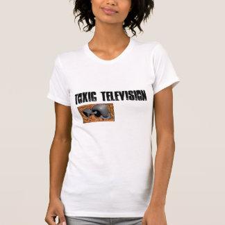 toxic television tshirt