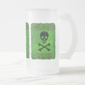 Toxic Warning Mug