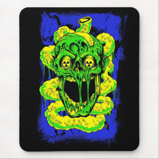Toxic Zombie Mouse Pad