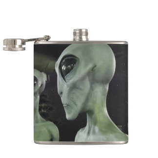 ToxicBrain Hip Flask