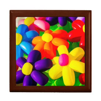 Toy Balloon Flowers Gift Box