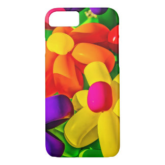Toy Balloons - Urban Flowers iPhone 7 Case