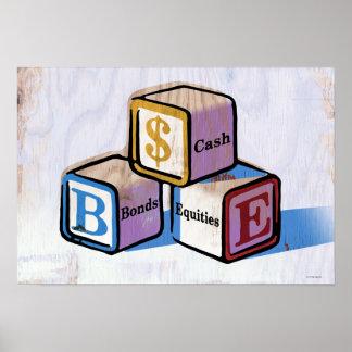 Toy Blocks Print