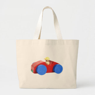Toy Car Canvas Bags