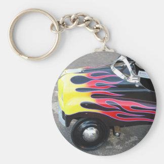 Toy Car keychain