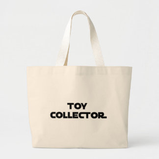 Toy Collector (Science Fiction) Jumbo Tote Bag