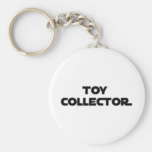 Toy Collector (Science Fiction) Key Chain