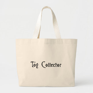 Toy Collector (Spooky, Horror) Jumbo Tote Bag