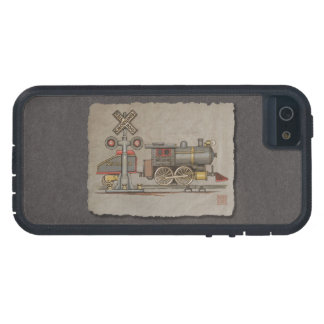 Toy Electric Train iPhone 5 Cases