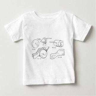 Toy Firework Schematic Baby T-Shirt