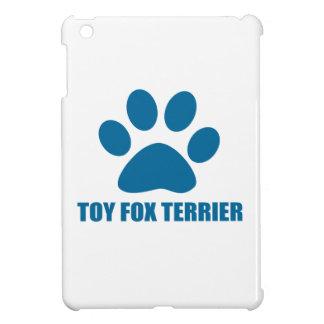 TOY FOX TERRIER DOG DESIGNS iPad MINI COVER