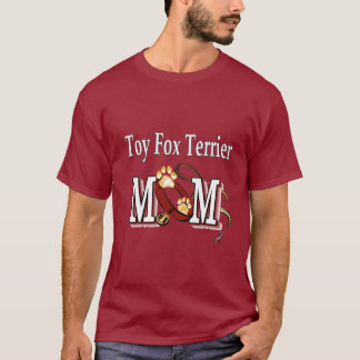 Toy Fox Terrier MOM Gifts T-Shirt
