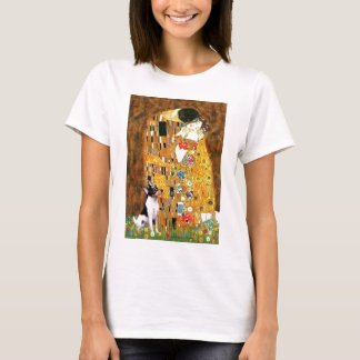 Toy Fox Terrier - The Kiss T-Shirt