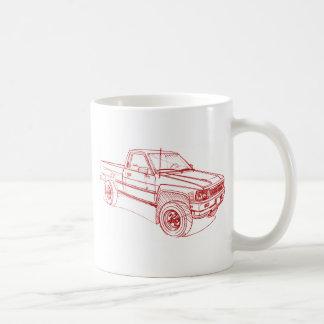 Toy Hilux gen4 1984+ Coffee Mug