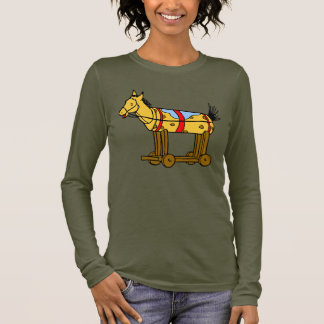 Toy Horse Vintage Art T-Shirt