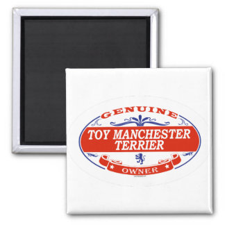TOY MANCHESTER TERRIER_ MAGNET