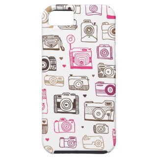 Toy photo lomo camera pattern iPhone 5 case