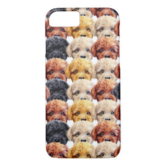 Toy poodle Original design by miart phone case
