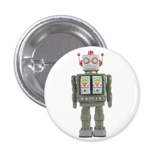 Toy Robot Buttons